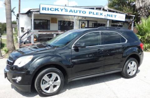 2015 Chevrolet Equinox for sale at RICKY'S AUTOPLEX in San Antonio TX