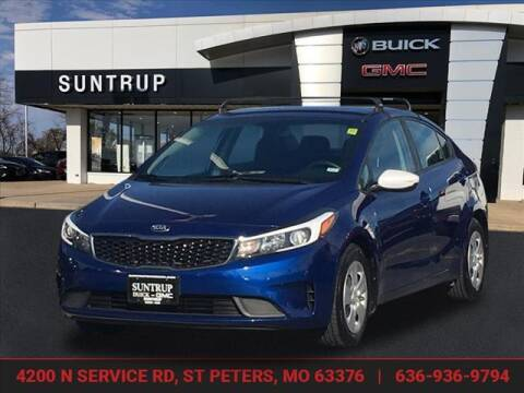 2017 Kia Forte for sale at SUNTRUP BUICK GMC in Saint Peters MO