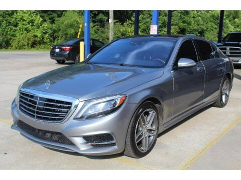 2014 Mercedes-Benz S-Class for sale at Inline Auto Sales in Fuquay Varina NC