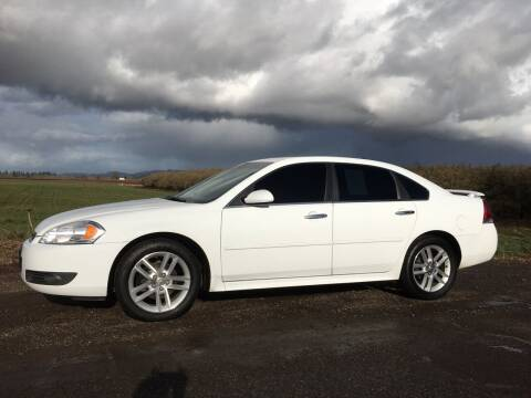 2010 Chevrolet Impala for sale at M AND S CAR SALES LLC in Independence OR