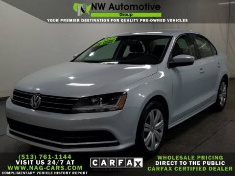 2017 Volkswagen Jetta for sale at NW Automotive Group in Cincinnati OH