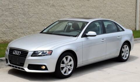 2011 Audi A4 for sale at Raleigh Auto Inc. in Raleigh NC