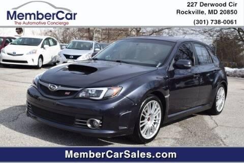 2008 Subaru Impreza for sale at MemberCar in Rockville MD