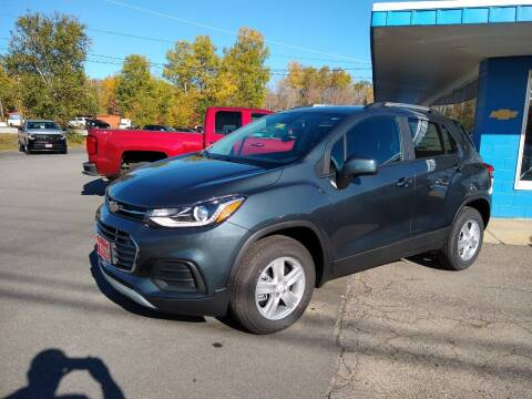 2021 Chevrolet Trax for sale at KATAHDIN MOTORS INC /  Chevrolet & Cadillac in Millinocket ME