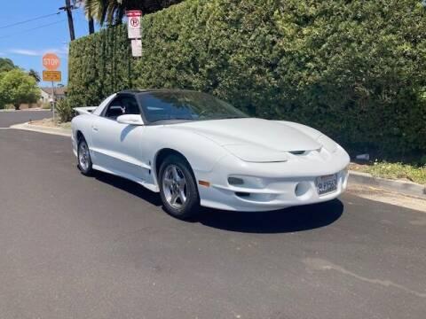 1998 Pontiac Firebird for sale at Del Mar Auto LLC in Los Angeles CA