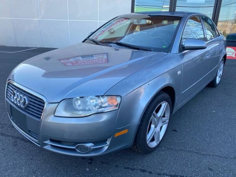 2007 Audi A4 for sale at MAGIC AUTO SALES in Little Ferry NJ