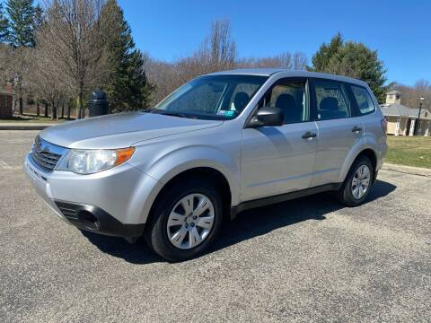 2010 Subaru Forester for sale at 62 Motors in Mercer PA