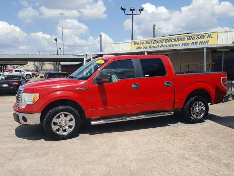 2010 Ford F-150 for sale at Taylor Trading Co in Beaumont TX