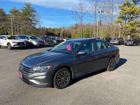2019 Volkswagen Jetta for sale at North Berwick Auto Center in Berwick ME
