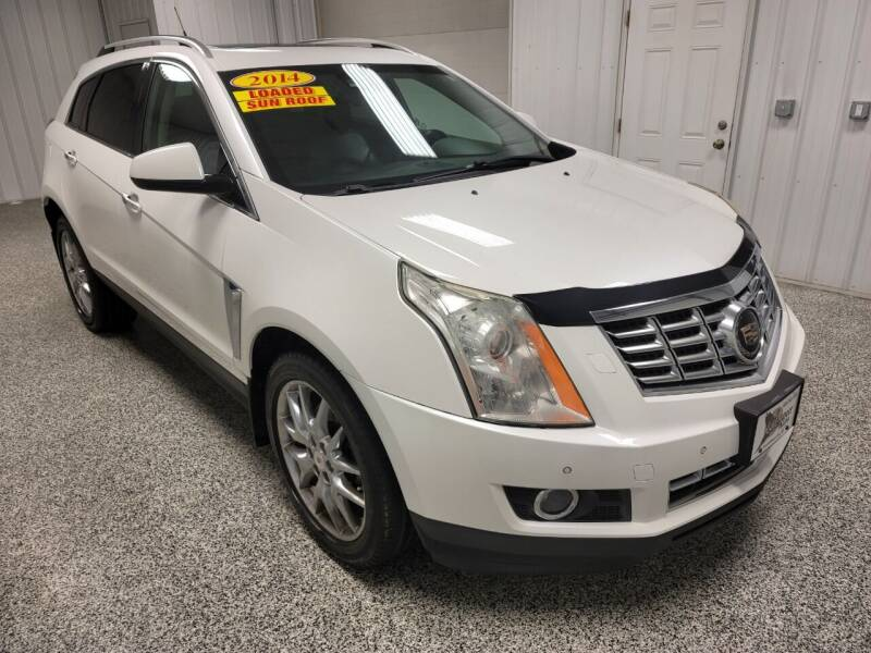 2014 Cadillac SRX for sale at LaFleur Auto Sales in North Sioux City SD