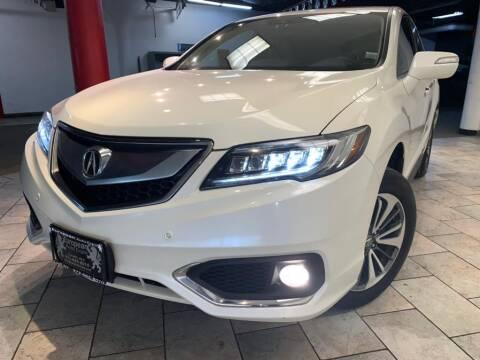 2018 Acura RDX for sale at EUROPEAN AUTO EXPO in Lodi NJ