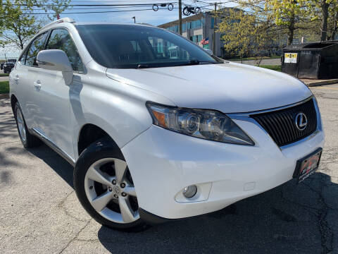2011 Lexus RX 350 for sale at JerseyMotorsInc.com in Teterboro NJ