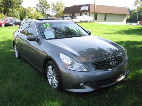 2013 Infiniti G37 Sedan for sale at Euro Asian Cars in Knoxville TN