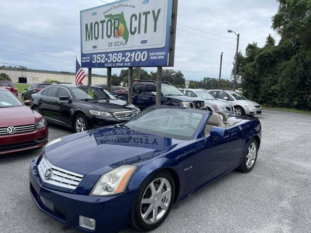 2004 Cadillac XLR for sale in Ocala, FL