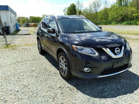 2015 Nissan Rogue for sale at Oxford Motors Inc in Oxford PA
