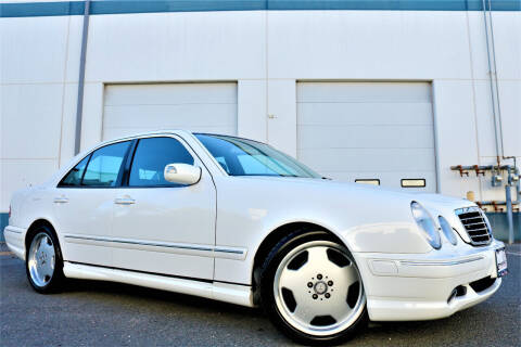 2001 Mercedes-Benz E-Class for sale at Chantilly Auto Sales in Chantilly VA
