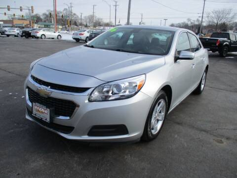 2016 Chevrolet Malibu Limited for sale at Windsor Auto Sales in Loves Park IL