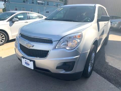 2013 Chevrolet Equinox for sale at Carsko Auto Sales in Bartonville IL