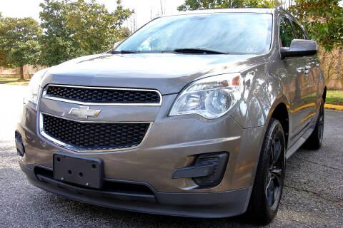 2011 Chevrolet Equinox for sale at Prime Auto Sales LLC in Virginia Beach VA