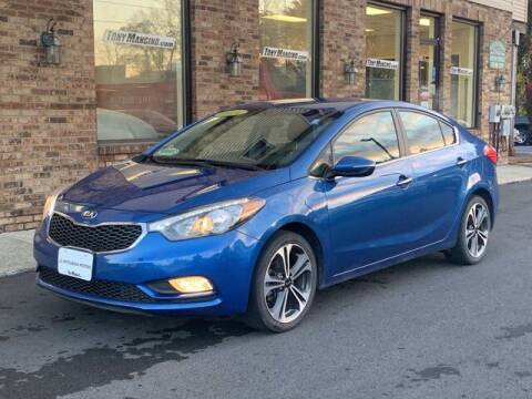 2014 Kia Forte for sale at The King of Credit in Clifton Park NY