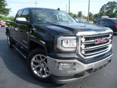 2017 GMC Sierra 1500 for sale at Wade Hampton Auto Mart in Greer SC