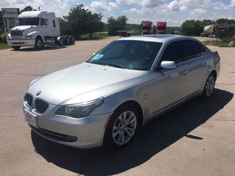 2010 BMW 5 Series for sale at More 4 Less Auto in Sioux Falls SD