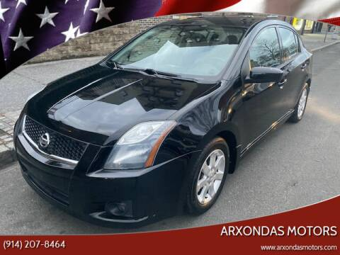 2010 Nissan Sentra for sale at ARXONDAS MOTORS in Yonkers NY
