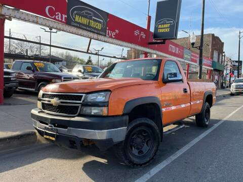 2007 Chevrolet Silverado 2500HD Classic for sale at Manny Trucks in Chicago IL