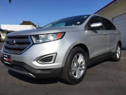2015 Ford Edge for sale at Auto Max of Ventura in Ventura CA