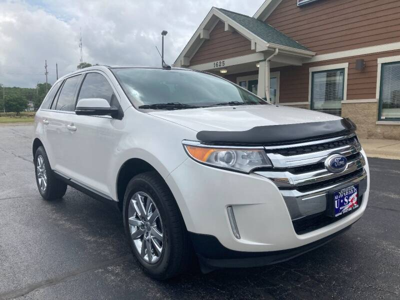 2014 Ford Edge for sale at Auto Outlets USA in Rockford IL