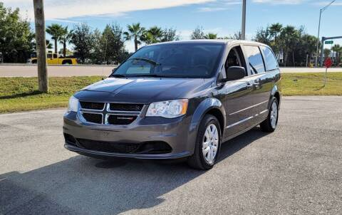 2015 Dodge Grand Caravan for sale at FLORIDA USED CARS INC in Fort Myers FL