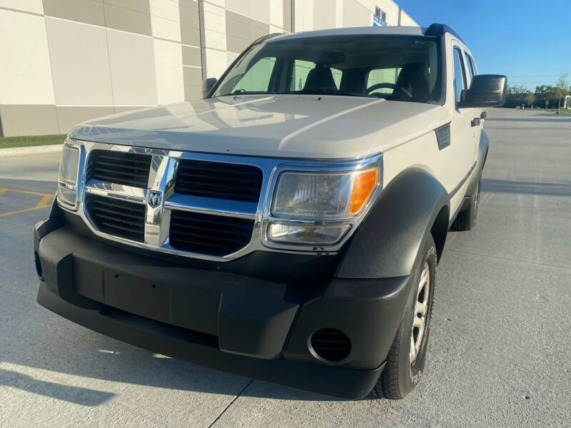 2008 Dodge Nitro for sale at Quality Auto Sales And Service Inc in Westchester IL