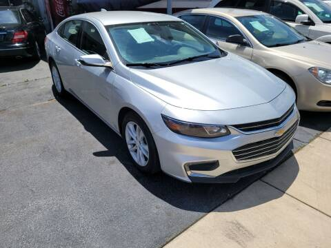 2018 Chevrolet Malibu for sale at All American Autos in Kingsport TN