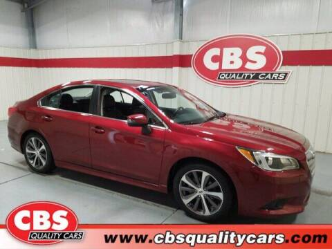 2015 Subaru Legacy for sale at CBS Quality Cars in Durham NC