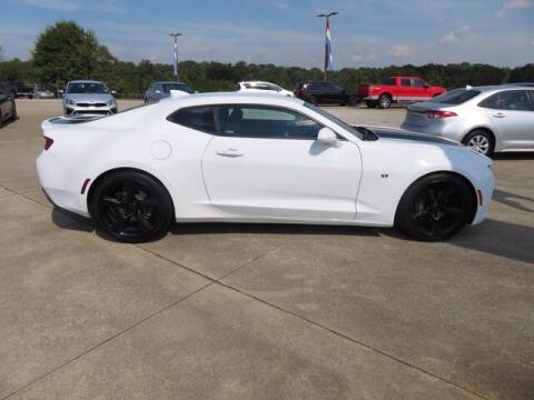 2016 Chevrolet Camaro for sale at DICK BROOKS PRE-OWNED in Lyman SC
