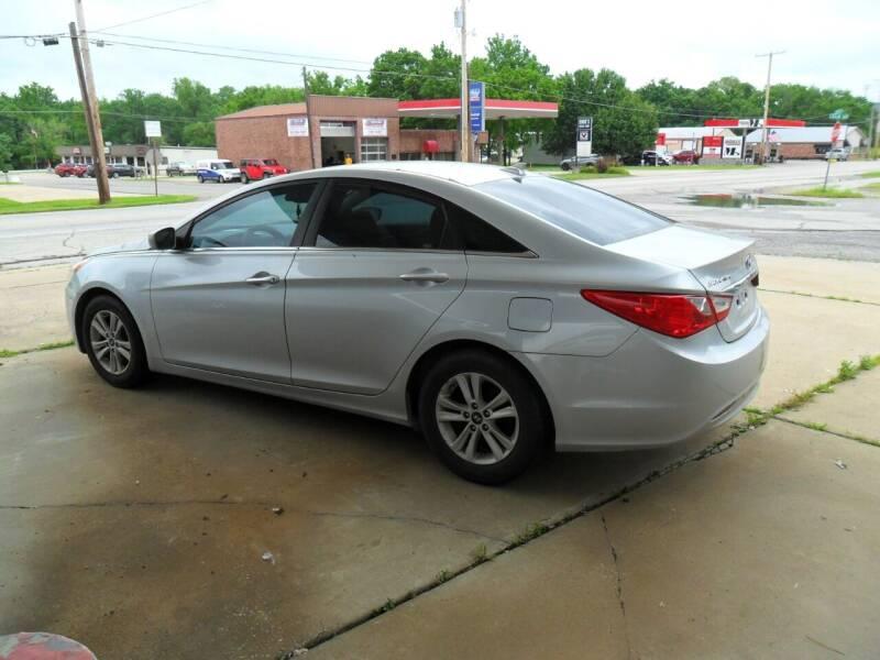 2013 Hyundai Sonata for sale at C MOORE CARS in Grove OK