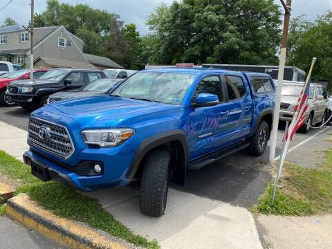 2016 Toyota Tacoma for sale at Northern Automall in Lodi NJ
