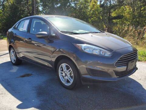 2018 Ford Fiesta for sale at Southeast Autoplex in Pearl MS