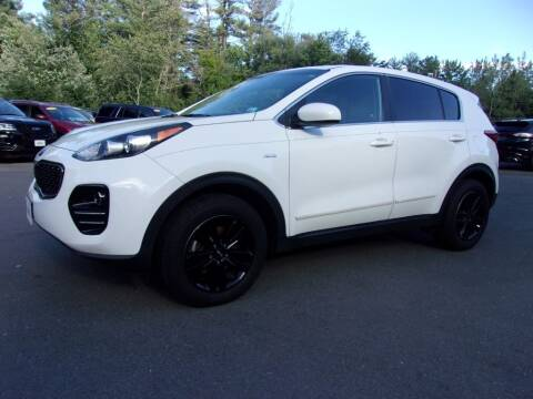 2017 Kia Sportage for sale at Mark's Discount Truck & Auto in Londonderry NH