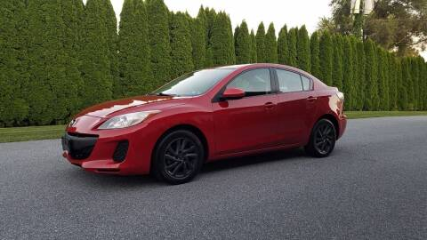 2013 Mazda MAZDA3 for sale at Kingdom Autohaus LLC in Landisville PA