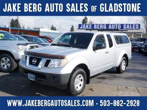 2010 Nissan Frontier for sale at Jake Berg Auto Sales in Gladstone OR