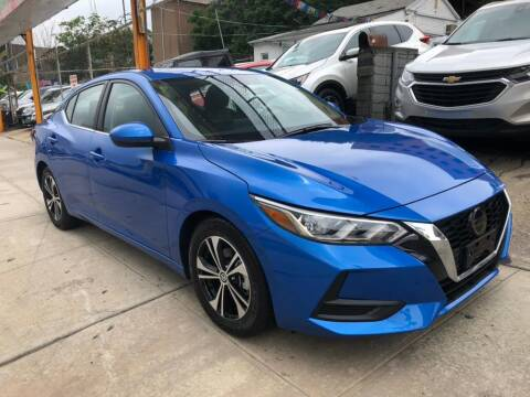 2021 Nissan Sentra for sale at Sylhet Motors in Jamaica NY