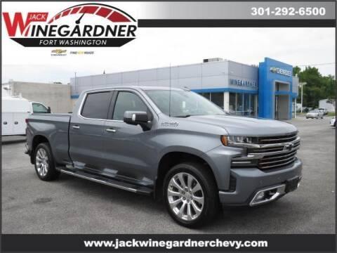 2019 Chevrolet Silverado 1500 for sale at Winegardner Auto Sales in Prince Frederick MD