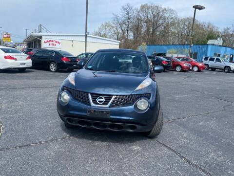2011 Nissan JUKE for sale at M & J Auto Sales in Attleboro MA