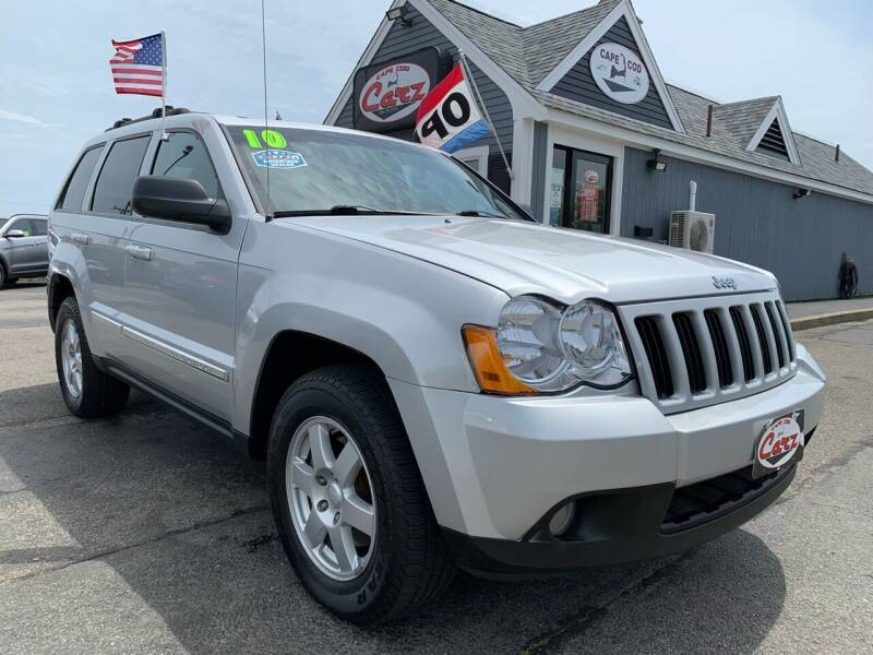2010 Jeep Grand Cherokee for sale at Cape Cod Carz in Hyannis MA