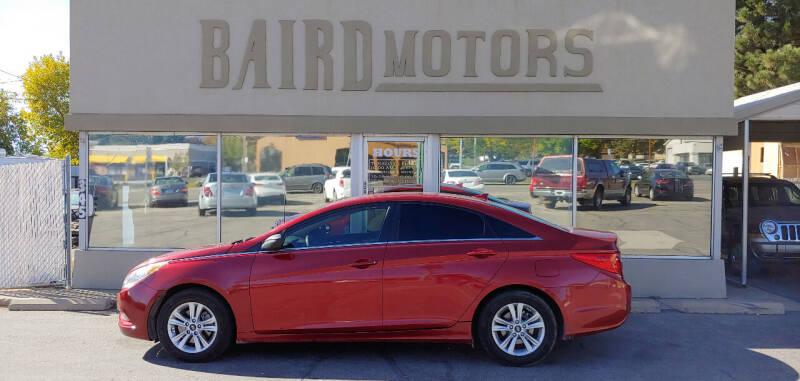 2013 Hyundai Sonata for sale at BAIRD MOTORS in Clearfield UT