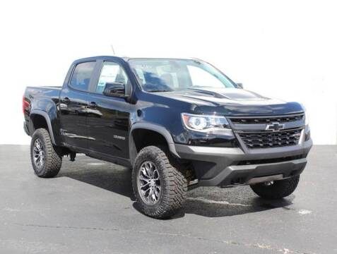 2020 Chevrolet Colorado for sale at Ed Koehn Chevrolet in Rockford MI