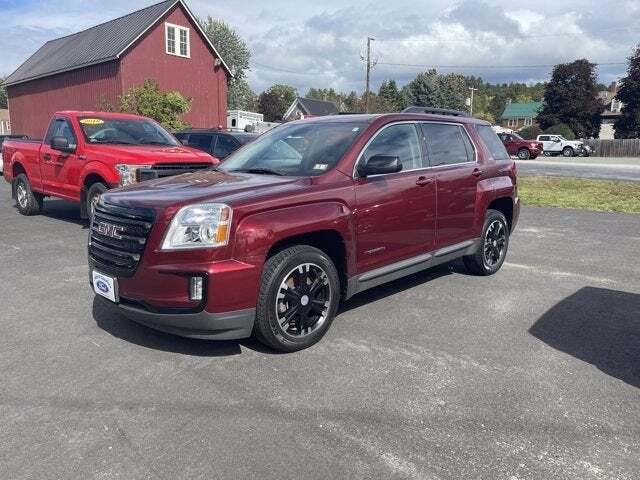 2017 GMC Terrain for sale at SCHURMAN MOTOR COMPANY in Lancaster NH