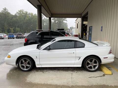 1995 Ford Mustang SVT Cobra for sale at Select Auto Sales in Havelock NC