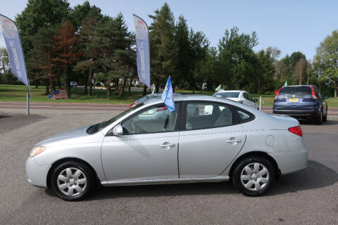 2007 Hyundai Elantra for sale at GEG Automotive in Gilbertsville PA